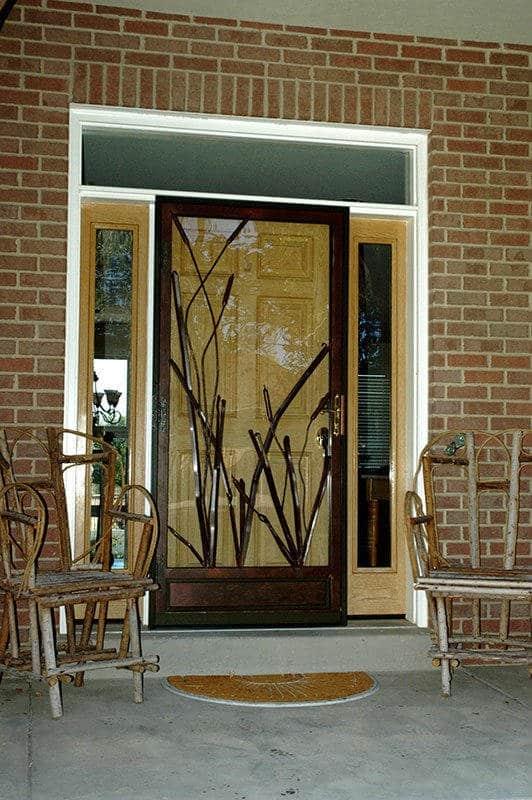 Larson Storm Doors Perfection Glass